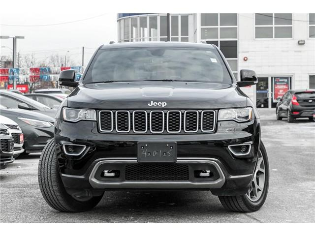 2018 Jeep Grand Cherokee Limited (Stk: 7820P) in Mississauga - Image 2 of 21