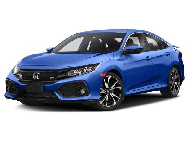 2019 Honda Civic Si Base (Stk: H25924) in London - Image 1 of 9