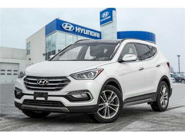 2018 Hyundai Santa Fe Sport  (Stk: H7764PR) in Mississauga - Image 1 of 19