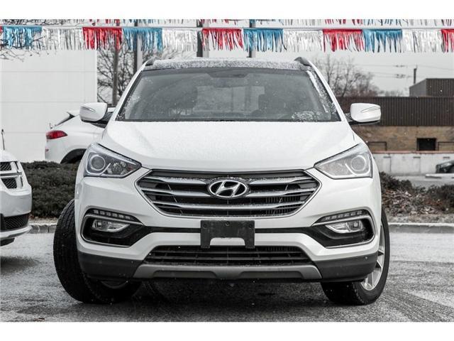 2018 Hyundai Santa Fe Sport  (Stk: H7764PR) in Mississauga - Image 2 of 19