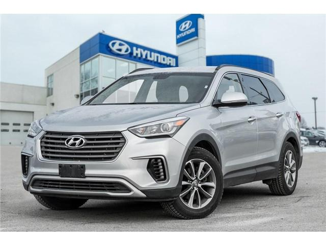 2018 Hyundai Santa Fe XL  (Stk: H7765PR) in Mississauga - Image 1 of 18