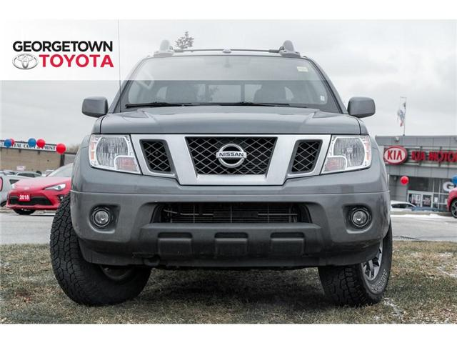 2018 Nissan Frontier  (Stk: 18-35435) in Georgetown - Image 2 of 20