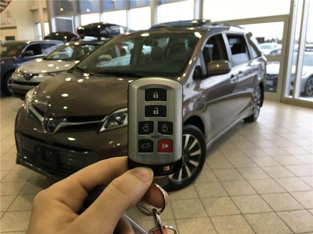 2018 Toyota Sienna 4 DOOR XLE AWD (Stk: 43295) in Brampton - Image 2 of 30