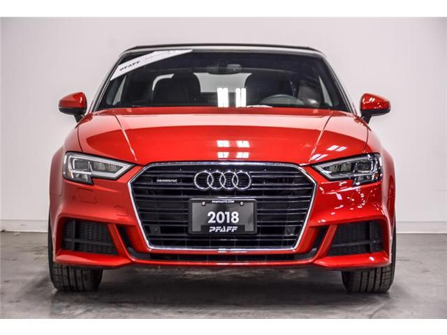 2018 Audi A3 2.0T Technik (Stk: C6468) in Vaughan - Image 3 of 22