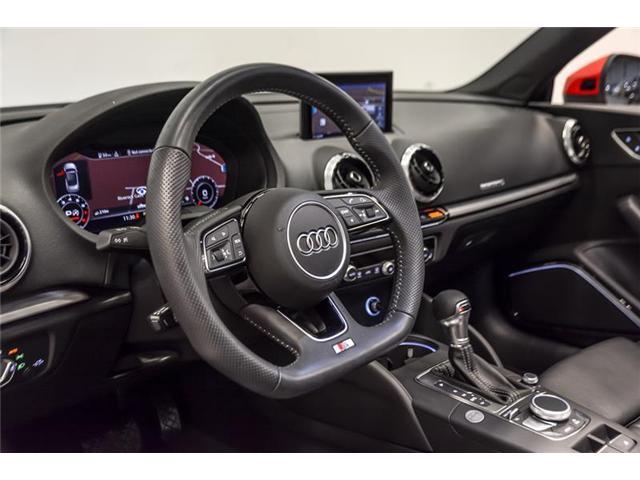 2018 Audi A3 2.0T Technik (Stk: C6468) in Vaughan - Image 13 of 22