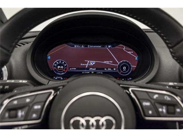 2018 Audi A3 2.0T Technik (Stk: C6468) in Vaughan - Image 16 of 22