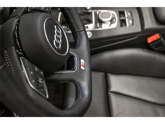 2018 Audi A3 2.0T Technik (Stk: C6468) in Vaughan - Image 21 of 22