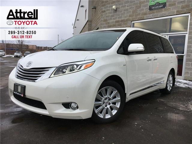 2016 Toyota Sienna XLE (Stk: 43138A) in Brampton - Image 1 of 28