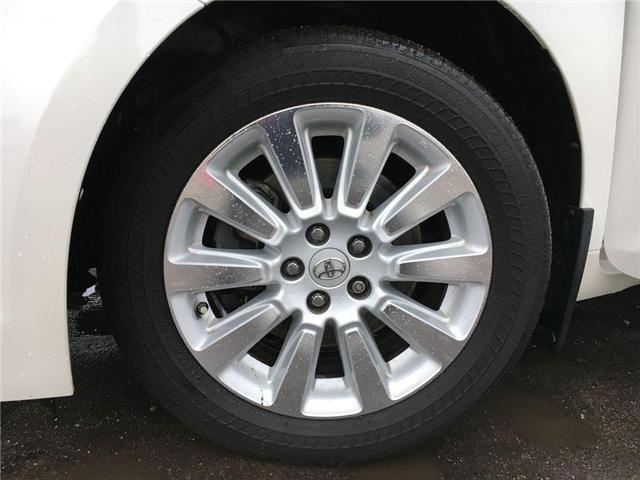 2016 Toyota Sienna LIMITED AWD NAVI, DVD, DUAL SUNROOF, ALLOYS, FOG,  (Stk: 43138A) in Brampton - Image 2 of 28