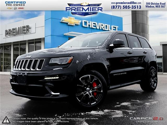 2016 Jeep Grand Cherokee SRT (Stk: 188014A) in Windsor - Image 1 of 27