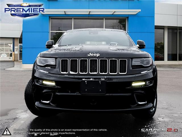 2016 Jeep Grand Cherokee SRT (Stk: 188014A) in Windsor - Image 2 of 27