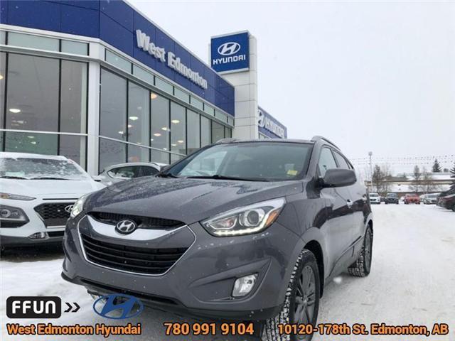 2015 Hyundai Tucson GLS (Stk: 95520A) in Edmonton - Image 1 of 30