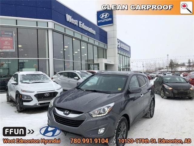 2015 Hyundai Tucson GLS (Stk: 95520A) in Edmonton - Image 2 of 30
