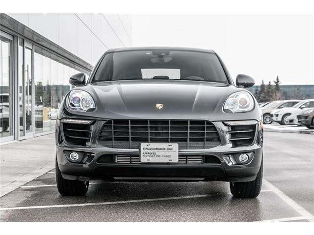 2017 Porsche Macan  (Stk: U7635) in Vaughan - Image 2 of 22