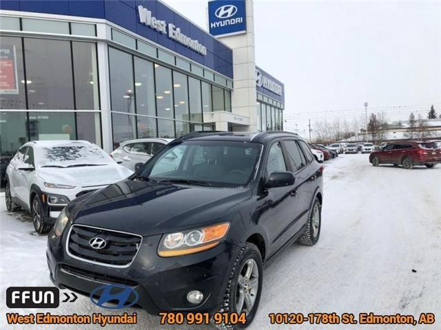 2011 Hyundai Santa Fe GL (Stk: E4300A) in Edmonton - Image 1 of 24