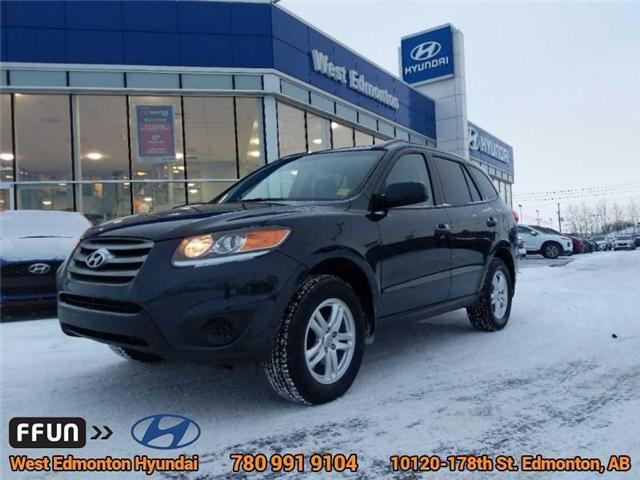 2012 Hyundai Santa Fe GL (Stk: 84032A) in Edmonton - Image 1 of 21