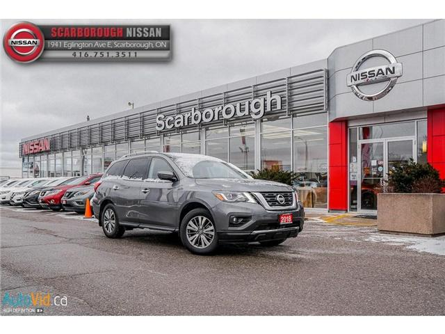 2018 Nissan Pathfinder SL Premium (Stk: 518005) in Scarborough - Image 2 of 30