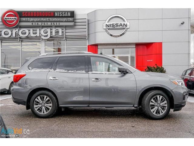 2018 Nissan Pathfinder SL Premium (Stk: 518005) in Scarborough - Image 3 of 30