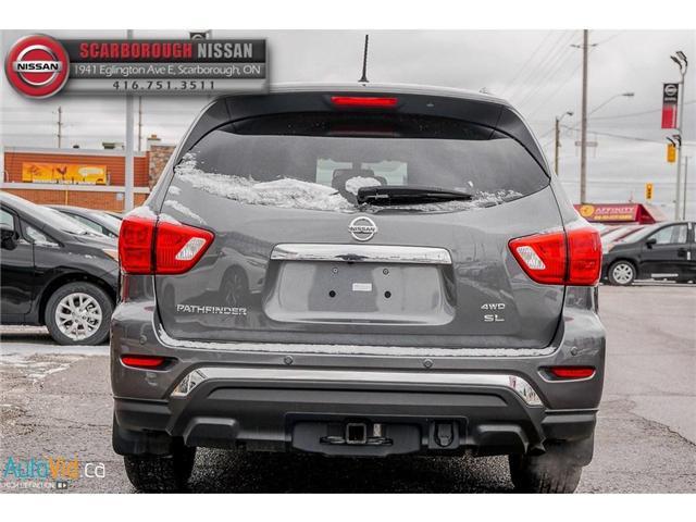 2018 Nissan Pathfinder SL Premium (Stk: 518005) in Scarborough - Image 5 of 30