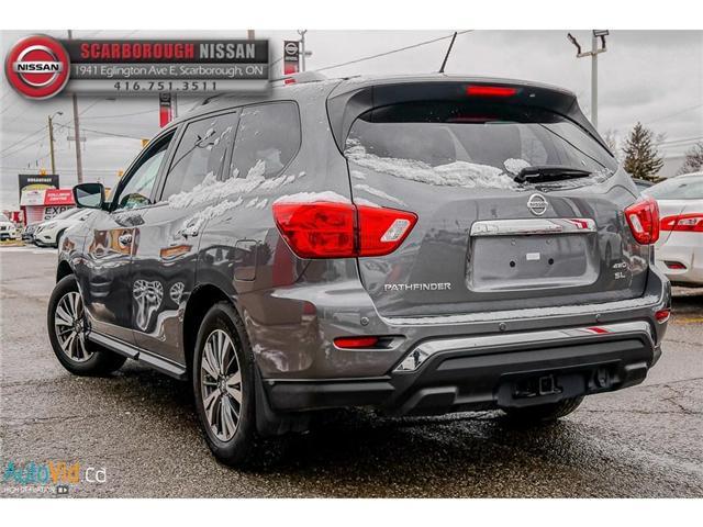 2018 Nissan Pathfinder SL Premium (Stk: 518005) in Scarborough - Image 6 of 30