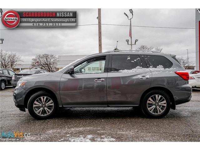 2018 Nissan Pathfinder SL Premium (Stk: 518005) in Scarborough - Image 7 of 30