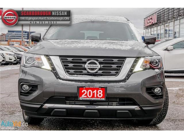 2018 Nissan Pathfinder SL Premium (Stk: 518005) in Scarborough - Image 8 of 30