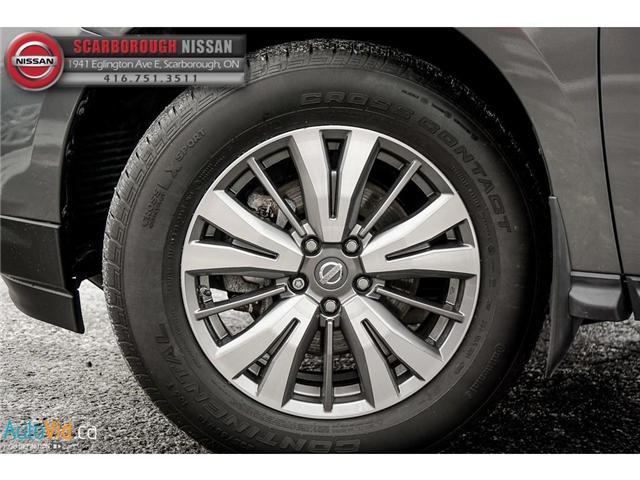 2018 Nissan Pathfinder SL Premium (Stk: 518005) in Scarborough - Image 12 of 30