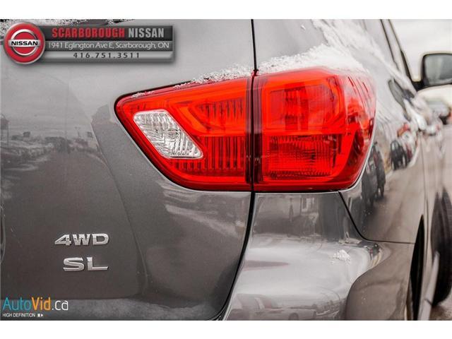 2018 Nissan Pathfinder SL Premium (Stk: 518005) in Scarborough - Image 13 of 30