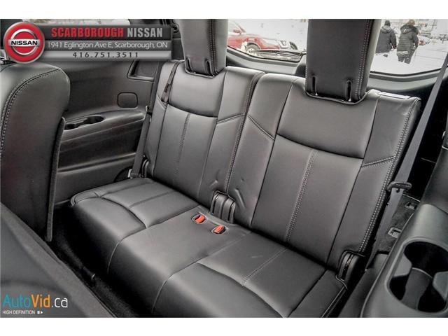 2018 Nissan Pathfinder SL Premium (Stk: 518005) in Scarborough - Image 16 of 30