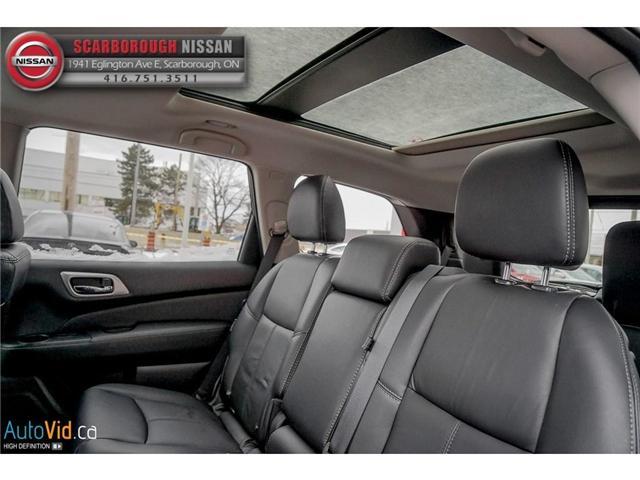 2018 Nissan Pathfinder SL Premium (Stk: 518005) in Scarborough - Image 17 of 30