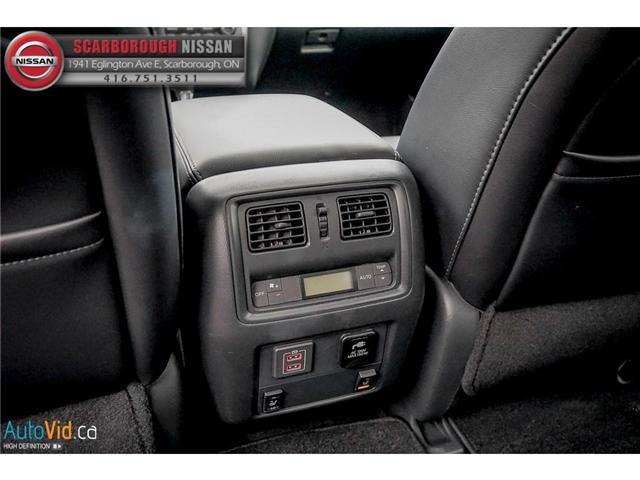 2018 Nissan Pathfinder SL Premium (Stk: 518005) in Scarborough - Image 19 of 30