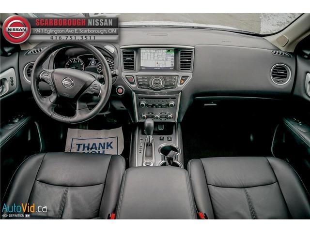 2018 Nissan Pathfinder SL Premium (Stk: 518005) in Scarborough - Image 20 of 30