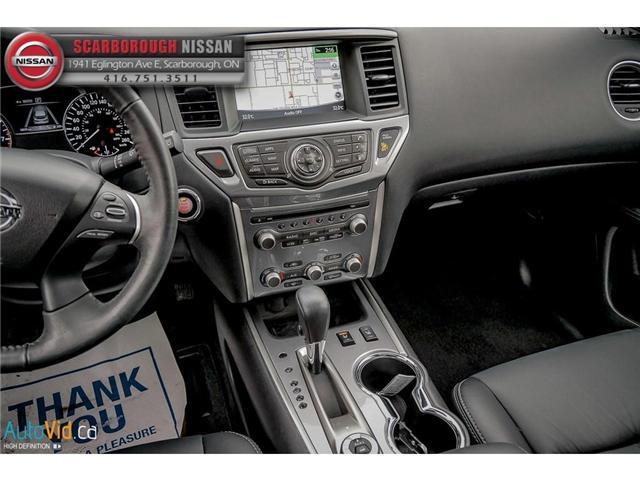 2018 Nissan Pathfinder SL Premium (Stk: 518005) in Scarborough - Image 21 of 30