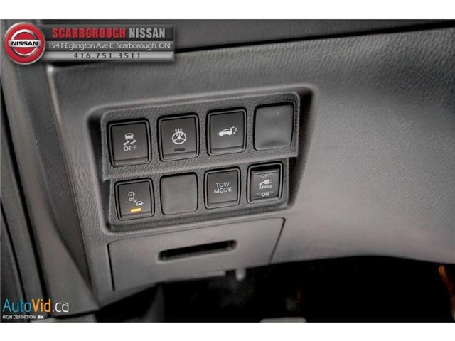 2018 Nissan Pathfinder SL Premium (Stk: 518005) in Scarborough - Image 22 of 30