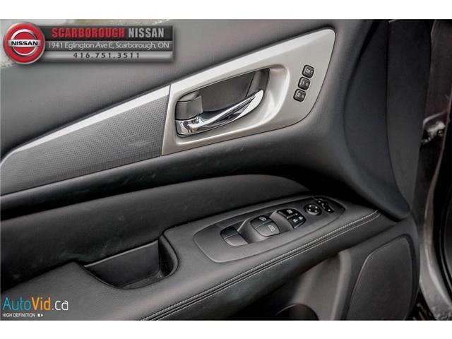2018 Nissan Pathfinder SL Premium (Stk: 518005) in Scarborough - Image 23 of 30