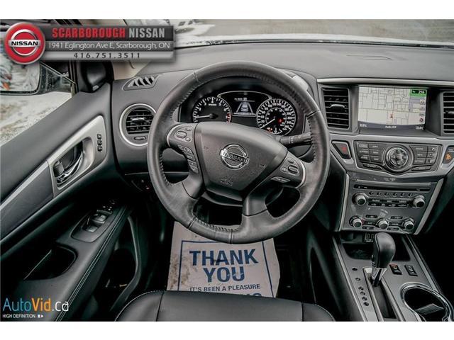 2018 Nissan Pathfinder SL Premium (Stk: 518005) in Scarborough - Image 24 of 30