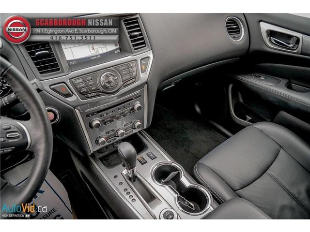 2018 Nissan Pathfinder SL Premium (Stk: 518005) in Scarborough - Image 25 of 30