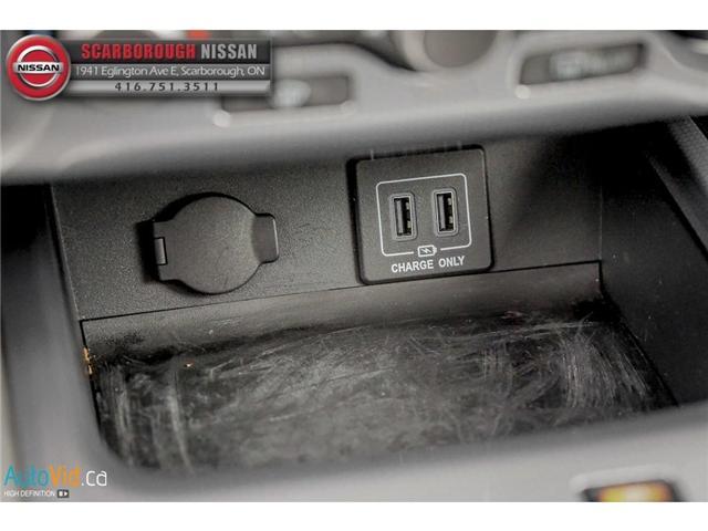 2018 Nissan Pathfinder SL Premium (Stk: 518005) in Scarborough - Image 27 of 30