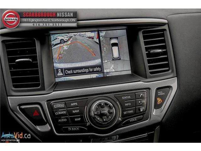 2018 Nissan Pathfinder SL Premium (Stk: 518005) in Scarborough - Image 28 of 30