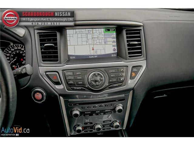 2018 Nissan Pathfinder SL Premium (Stk: 518005) in Scarborough - Image 29 of 30
