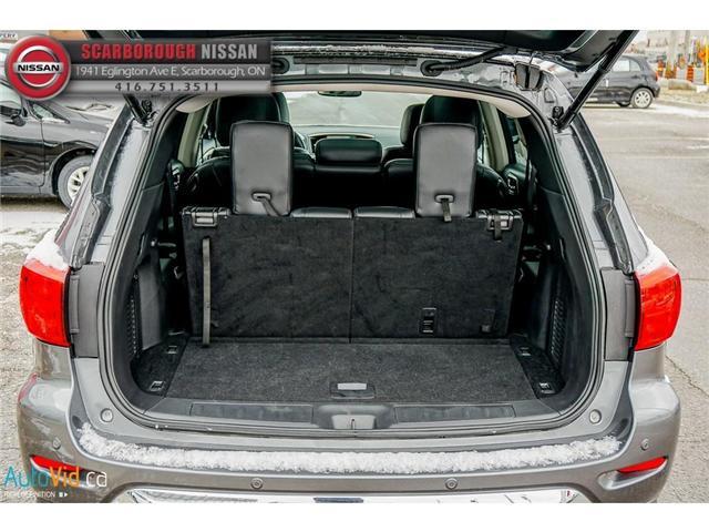 2018 Nissan Pathfinder SL Premium (Stk: 518005) in Scarborough - Image 30 of 30