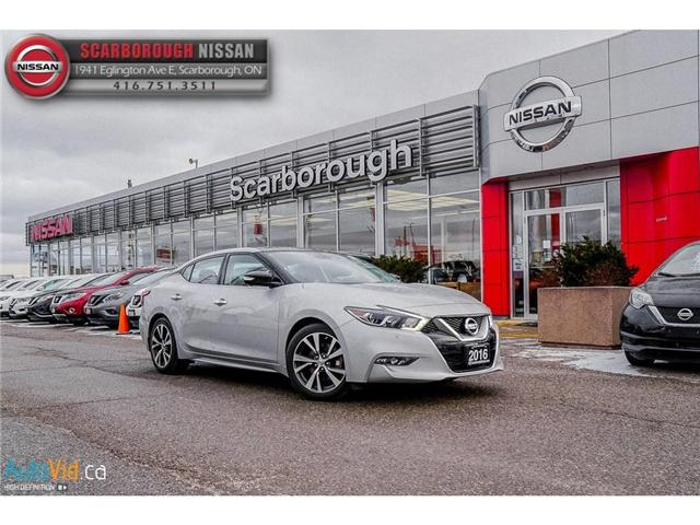 2016 Nissan Maxima  (Stk: U18013A) in Scarborough - Image 2 of 28