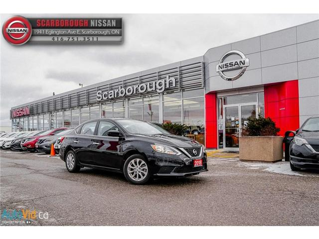 2018 Nissan Sentra  (Stk: T18011B) in Scarborough - Image 2 of 26