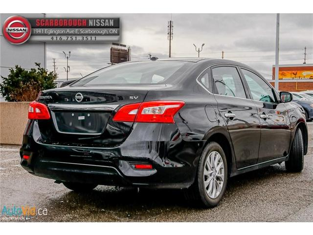 2018 Nissan Sentra  (Stk: T18011B) in Scarborough - Image 4 of 26