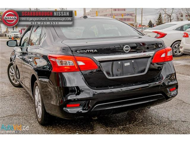 2018 Nissan Sentra  (Stk: T18011B) in Scarborough - Image 6 of 26