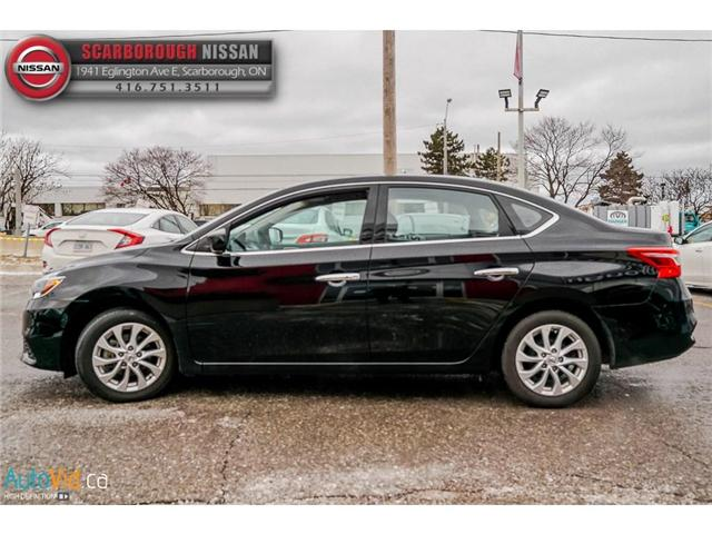 2018 Nissan Sentra  (Stk: T18011B) in Scarborough - Image 8 of 26