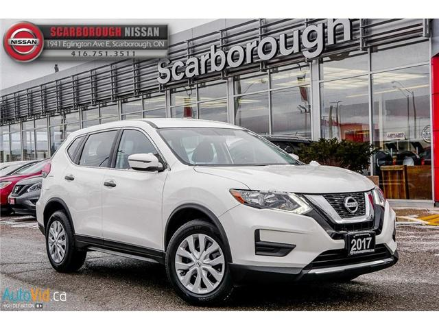 2017 Nissan Rogue  (Stk: P7680) in Scarborough - Image 1 of 27