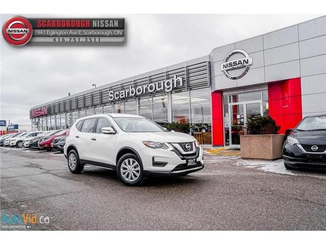 2017 Nissan Rogue  (Stk: P7680) in Scarborough - Image 2 of 27
