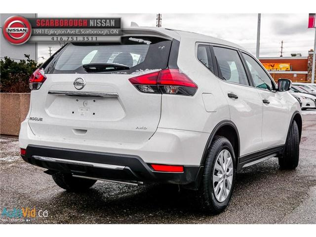 2017 Nissan Rogue  (Stk: P7680) in Scarborough - Image 4 of 27