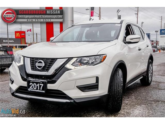 2017 Nissan Rogue  (Stk: P7680) in Scarborough - Image 8 of 27